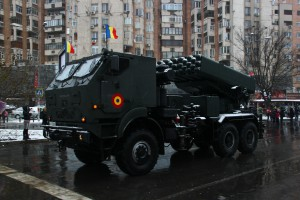 Romania's National Day - Parade