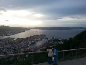 #Bergen overview