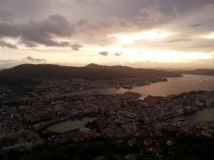 Bergen center - Norway