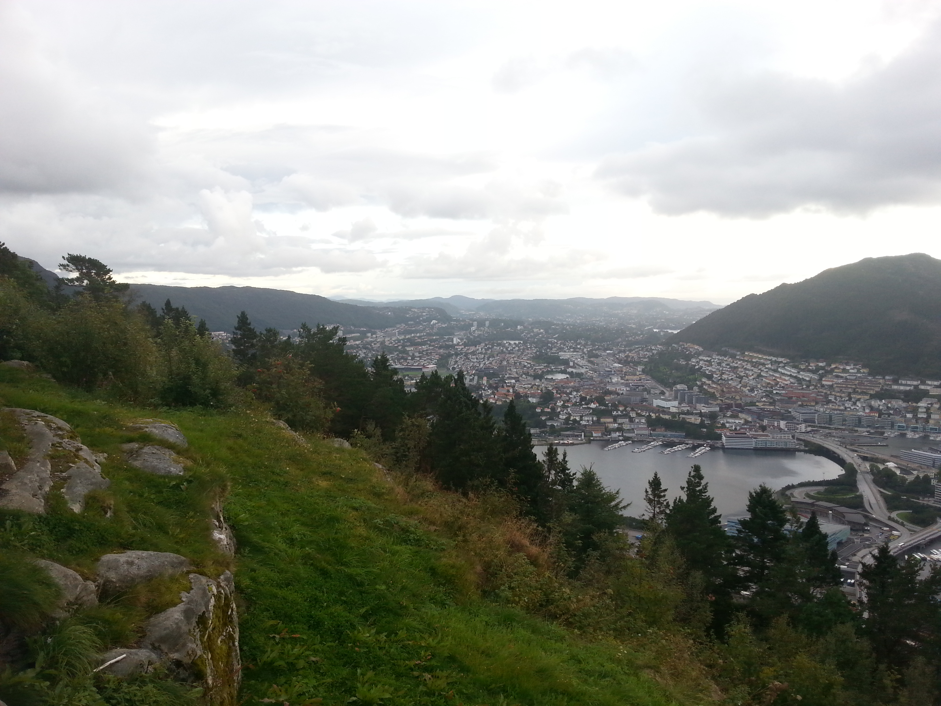 Bergen, Norway is one of the unique Valentine's Day Destinations in Europe. Discover more European Valentine's Day citybreaks in this article