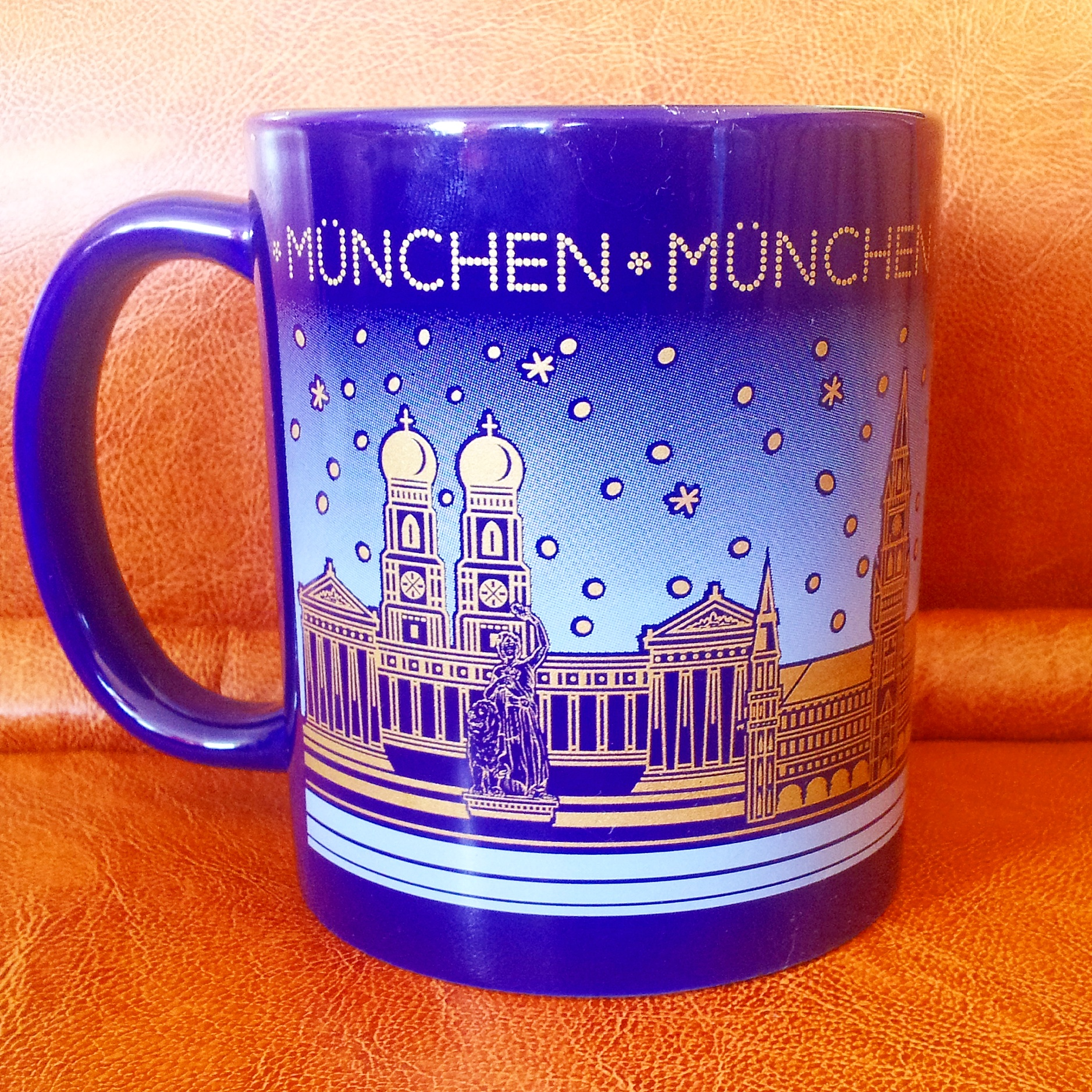 Mug from Munchen, Germany - travel souvenir