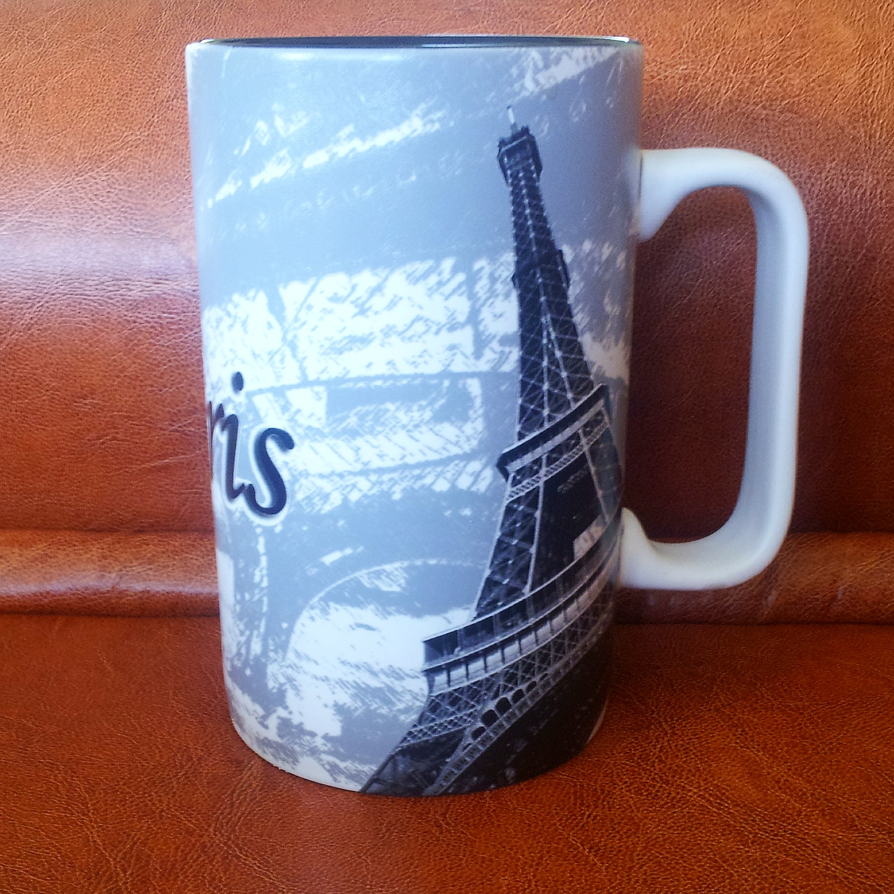 Mug from Paris, France - travel souvenir