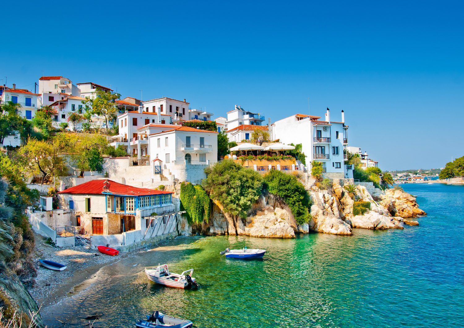 Skiathos Aegean Idyll Travel Moments In Time