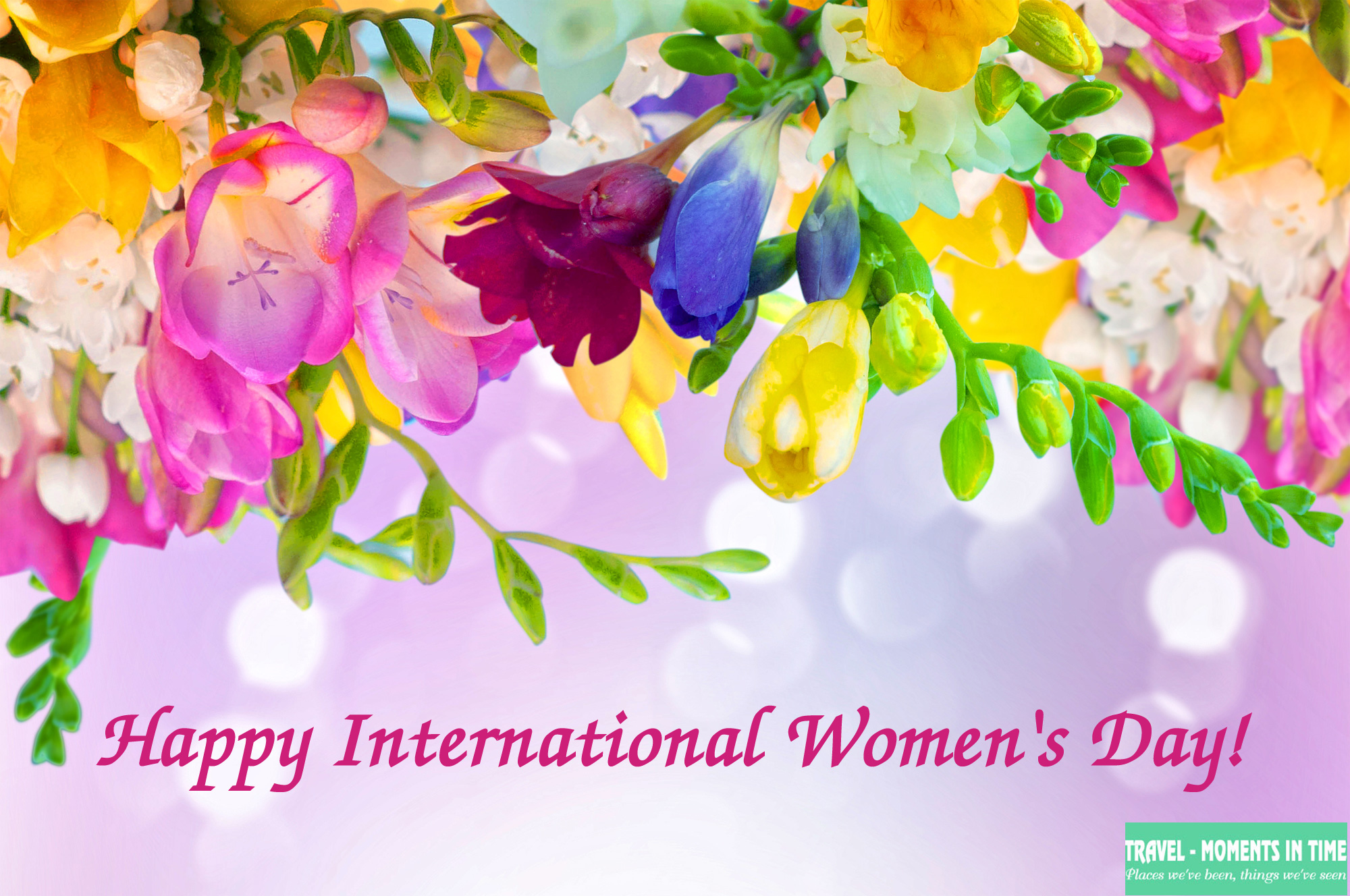 Happy International Women's Day!
