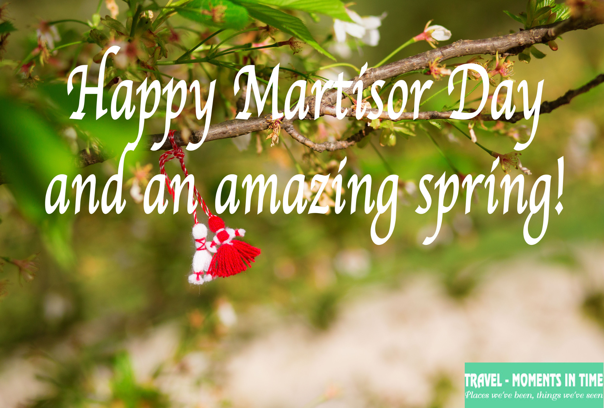 Happy Martisor Day and a wonderful spring!