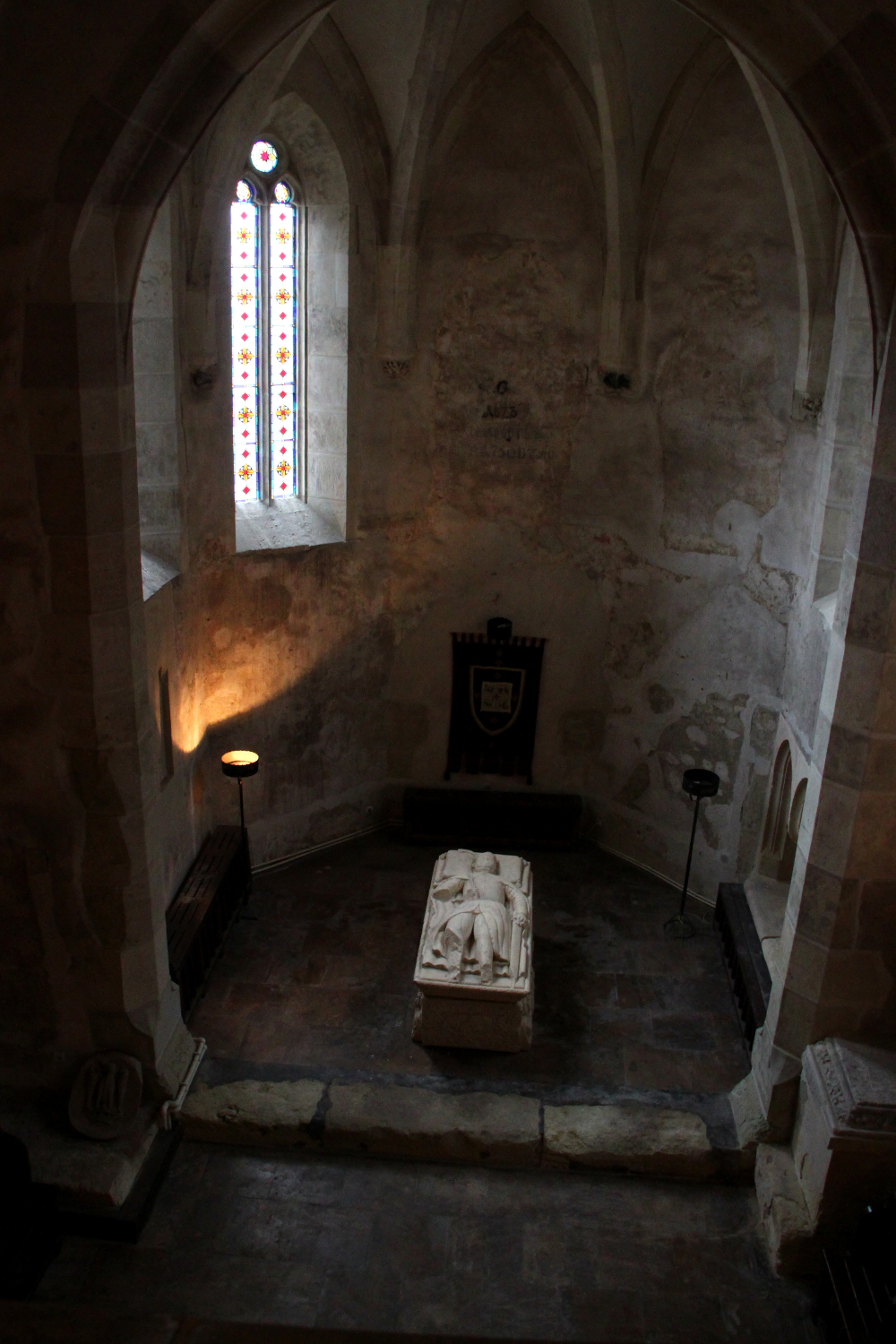 Corvin Castle: The Chapel