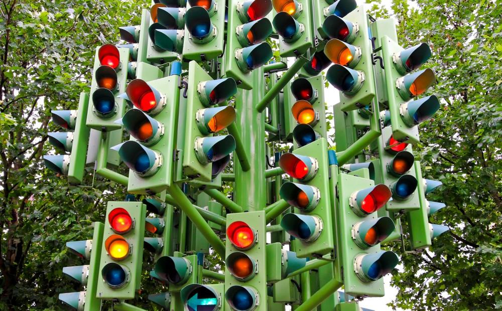 The Traffic Light tree