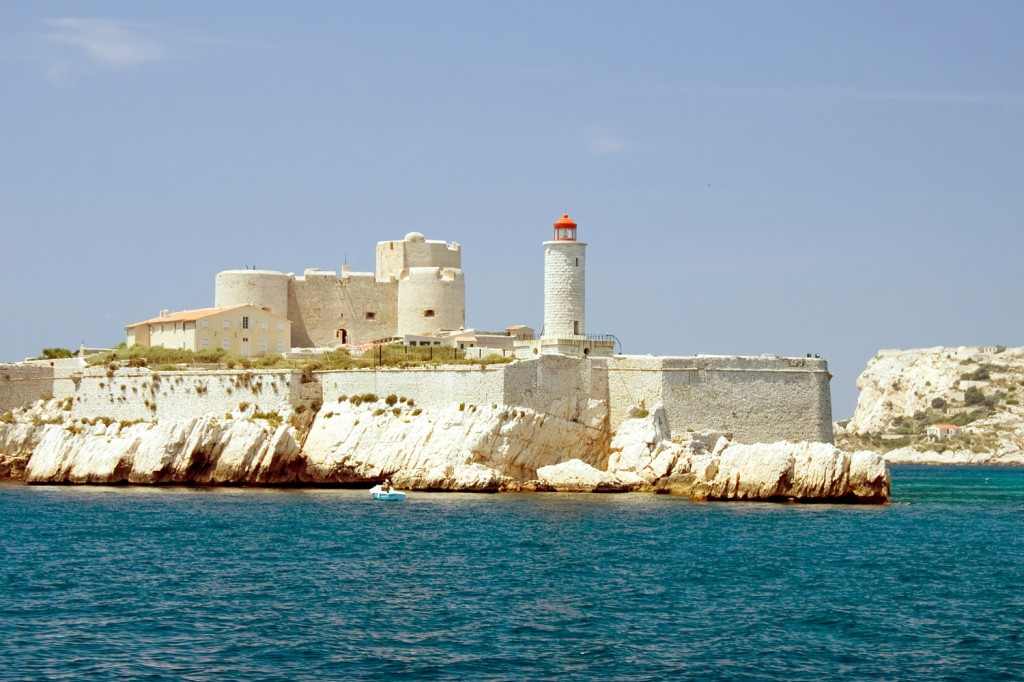 If Castle - Chateau d'If, Marseille, France