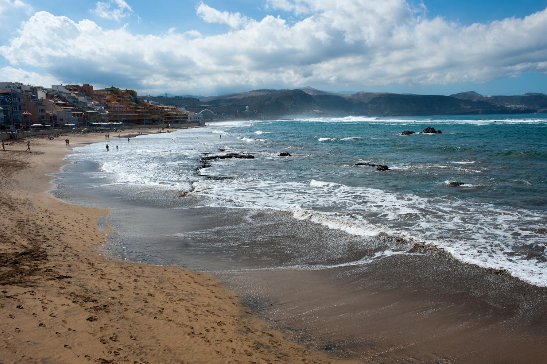 Playa del Ingles, Grand Canaria