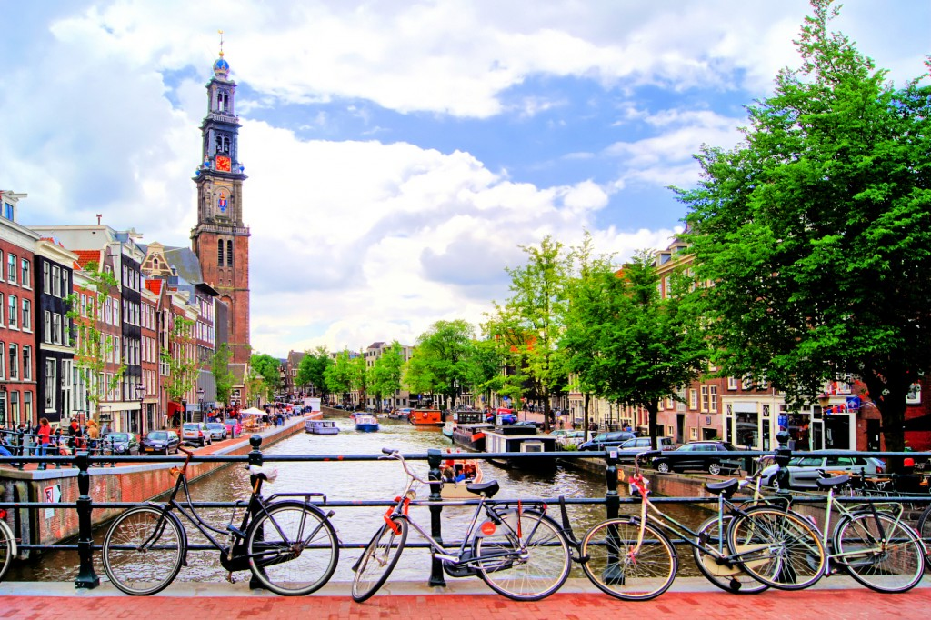 Amsterdam - Bicycles