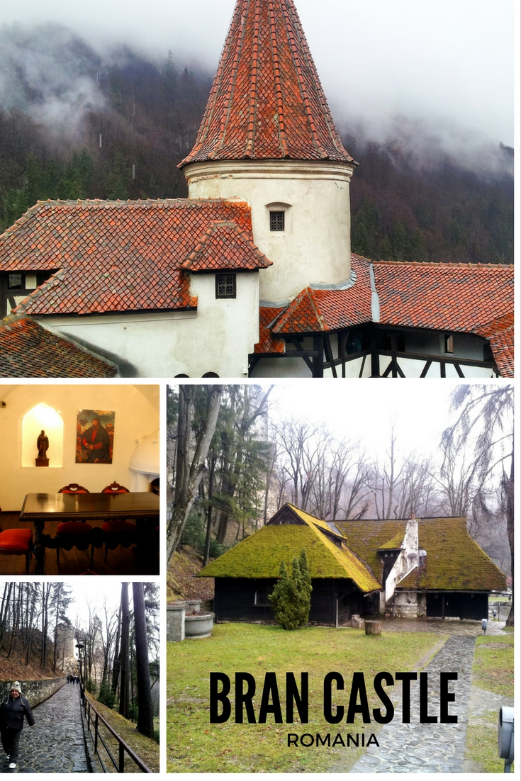 Bran Castle, Romania - a local's perspective. The history, Dracula's legend and photos :) #Dracula #vampire #castle #Europe #travel #Romania