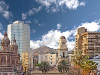 Santiago de Chile downtown