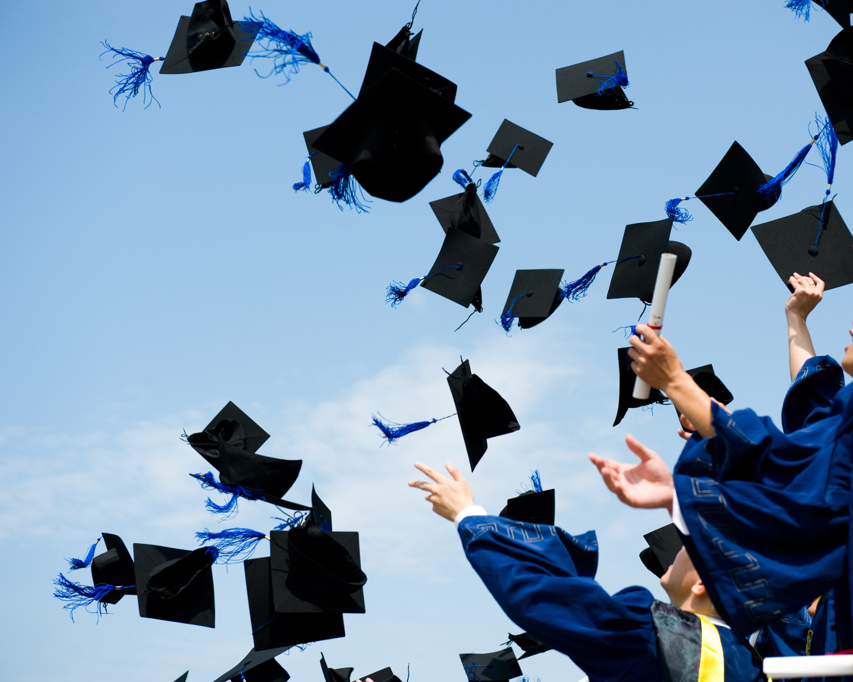 high school graduation hats