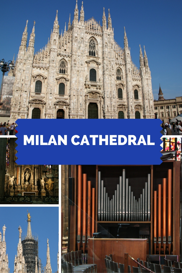 Milan Cathedral (Duomo di Milano) a must visit! - and over 20 photos #Milan #Italy #Cathedral #landmark #travel #Europe