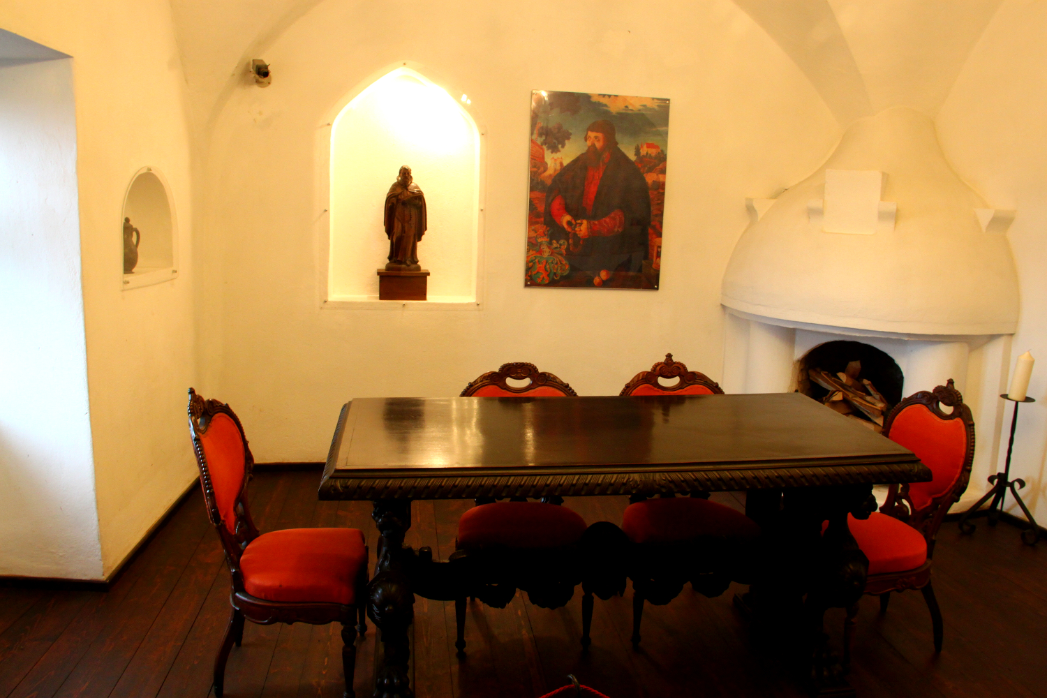 Bran Castle - salon