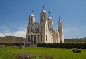 Saint Andrew's Monastery, near Constanta, in Romania