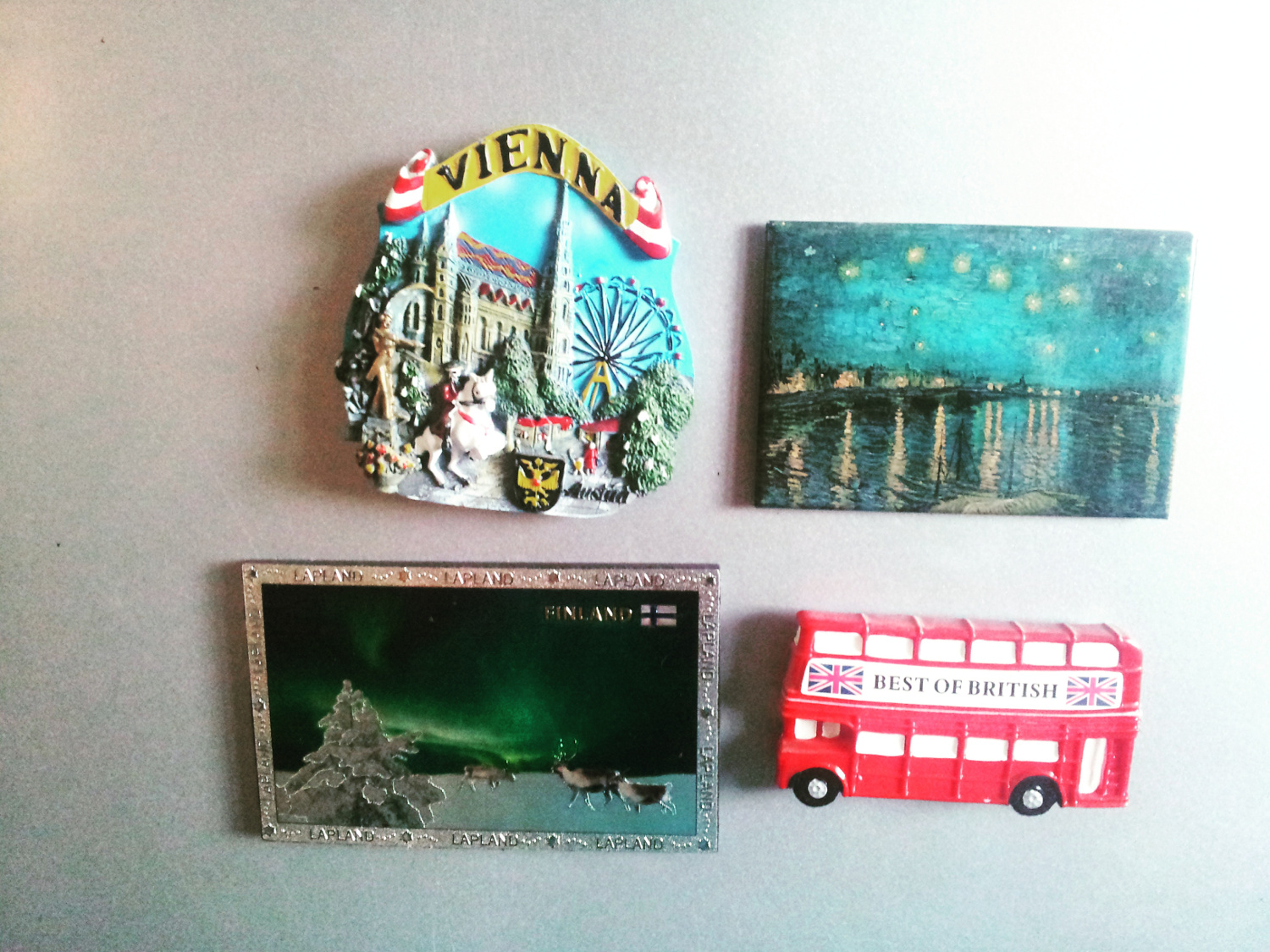 favourite magnets