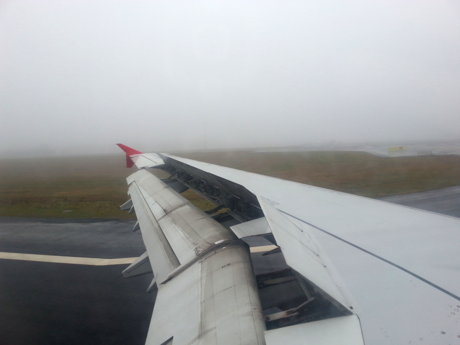 Fog at OIslo airport1