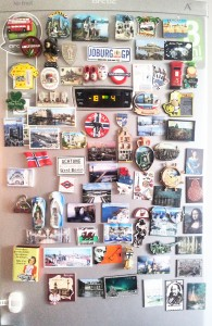 fridge magnets collection