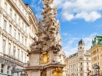 memorial Plague column (Pestsaule), Vienna