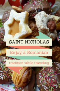 Saint Nicholas in Romania - a sweet tradition in Romania #tradition #sweets #traveling #Europe
