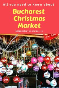 Visiting Bucharest in December and wondering what to do in Christmas in Bucharest? Use this Bucharest Christmas Market guide to plan your trip - tips for visiting the Bucharest Christmas Market are included. #christmas #bucharestchristmasmarket #bucharestdecember #christmasmarket