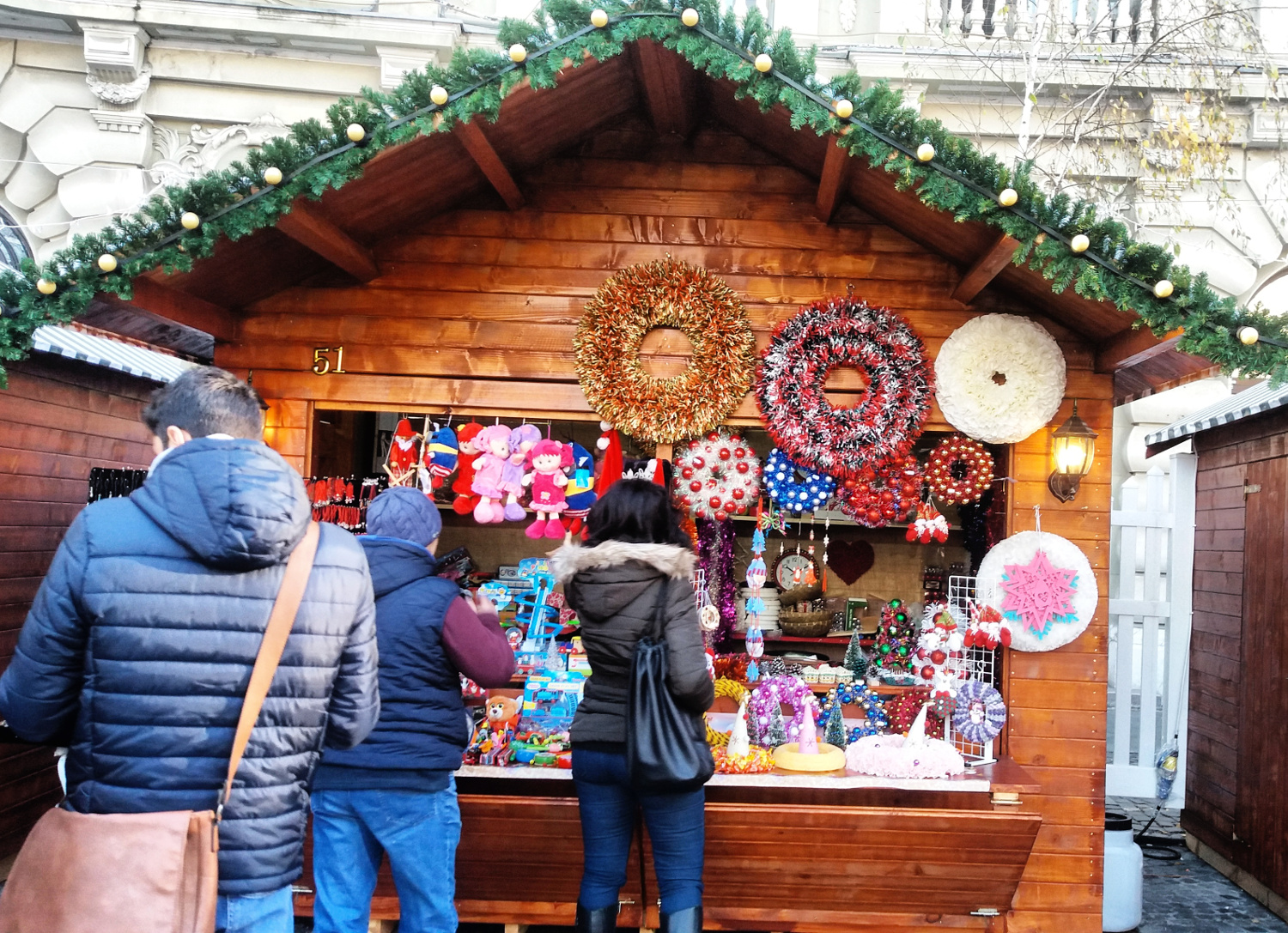 Tips for visiting the Bucharest Christmas Market and the top Christmas attractions in Bucharest #christmas #bucharestchristmasmarket #bucharestdecember #christmasmarket