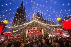 Cologne, Germany - Christmas Market