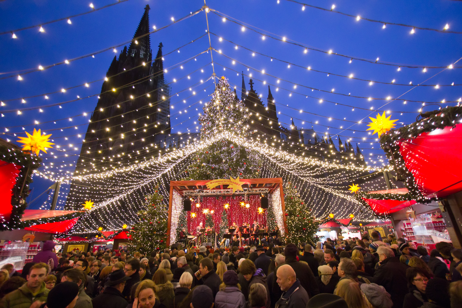 Cologne, Germany - Christmas Market