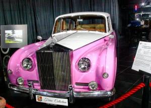 1960 Rolls-Royce Phantom by Park Ward - Tiriac Collection