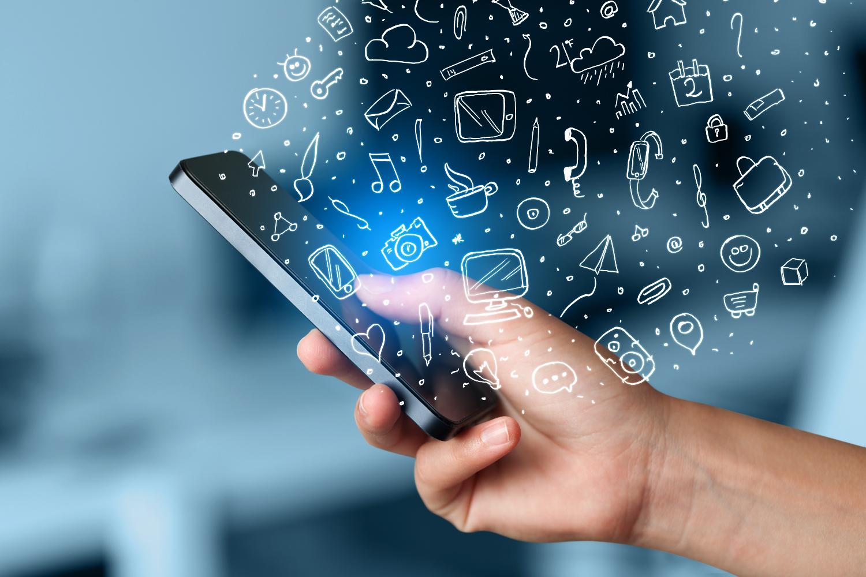 smartphone - icons