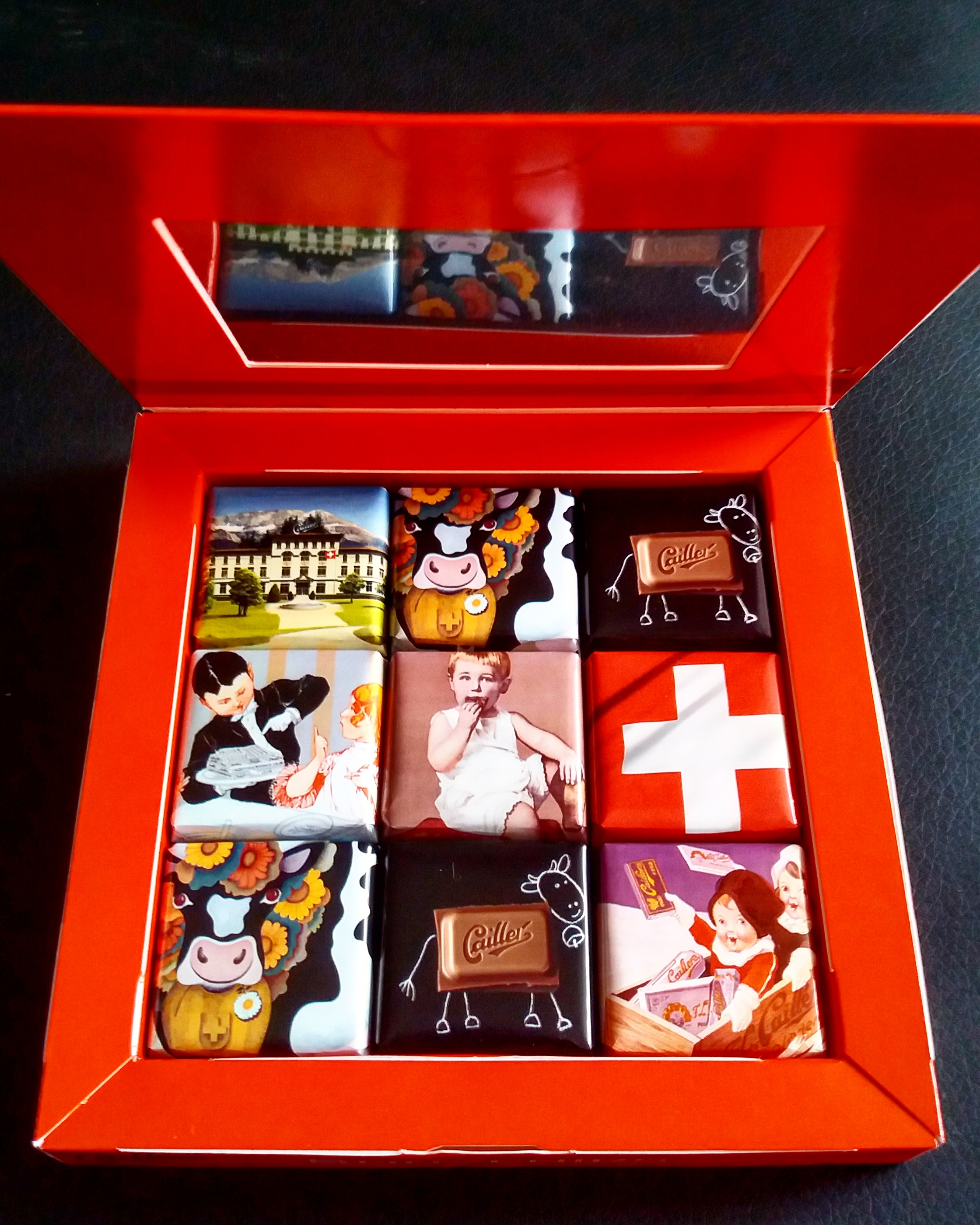 Chocolate: a sweet souvenir from Switzerland