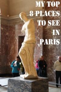 Venus de Milo, Louvre, Paris