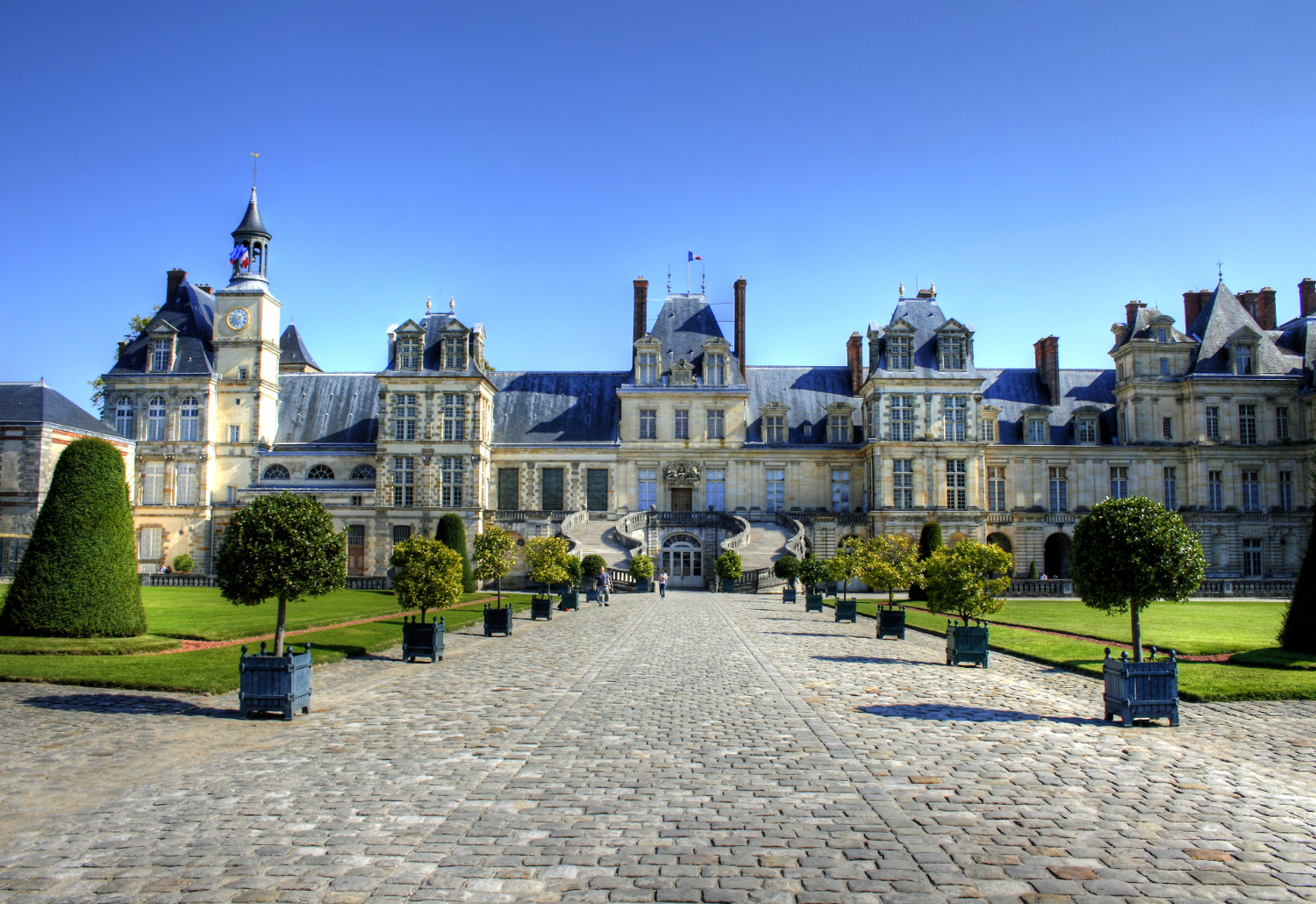 Chateau de Fontainebleau, #France #travel #best #photos and #places