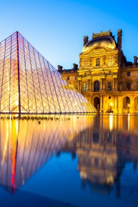 #Louvre - editorial purposes #France, #travel #best #photos and #places