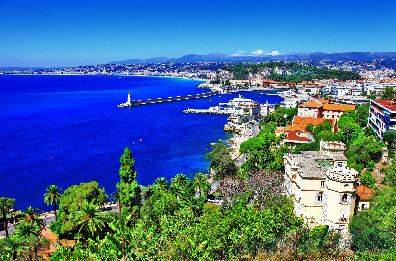 Nice, French Riviera, #France, #travel #best #photos and #places