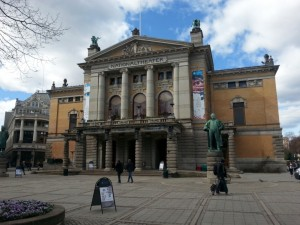 #Oslo - National Theater