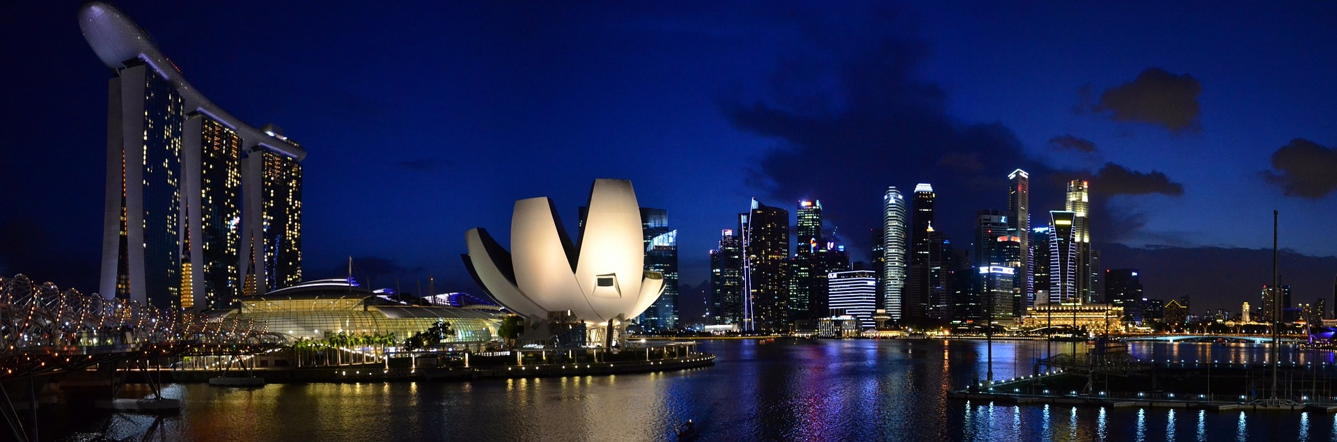 Marina Bay, #Singapore - best places to visit in Singapore