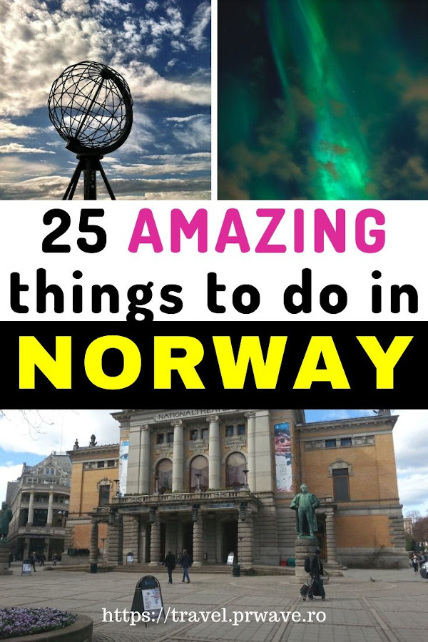 Discover the best things to do in Norway! 25 amazing places to visit in Norway are included in this article! Create your Norway bucketlist and visit Norway asap! #norway #bucketlist #bucketlistdestinations #europe #traveleurope #travelmomentsintime
