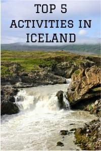 Top 5 amazing activities in #Iceland #travel #Europe