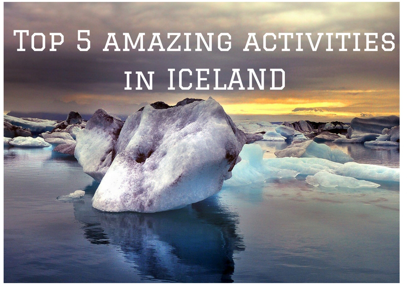 Top 5 amazing activities in #Iceland #travel #Europe