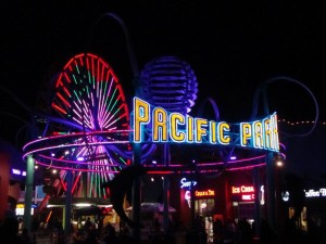 Pacific Park Glendale, California