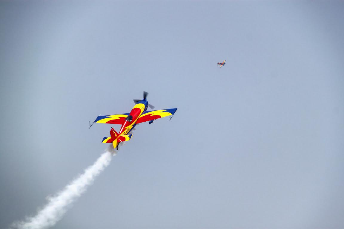 Hawks of Romania - #BIAS 2016 - #Bucharest International Air #Show