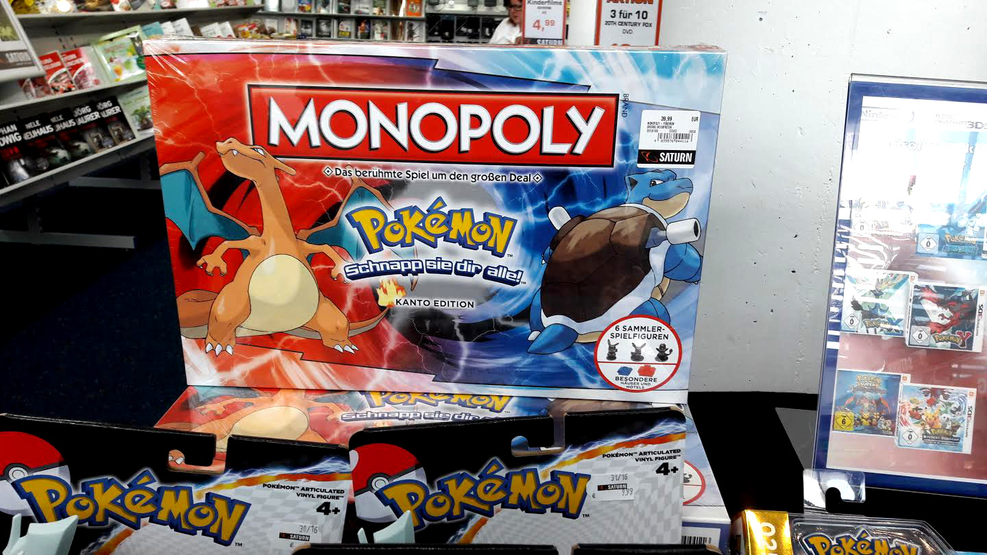 #monopoly #pokemon #boardgame