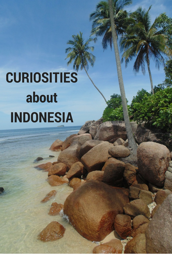Quirks of #Indonesia - curious things