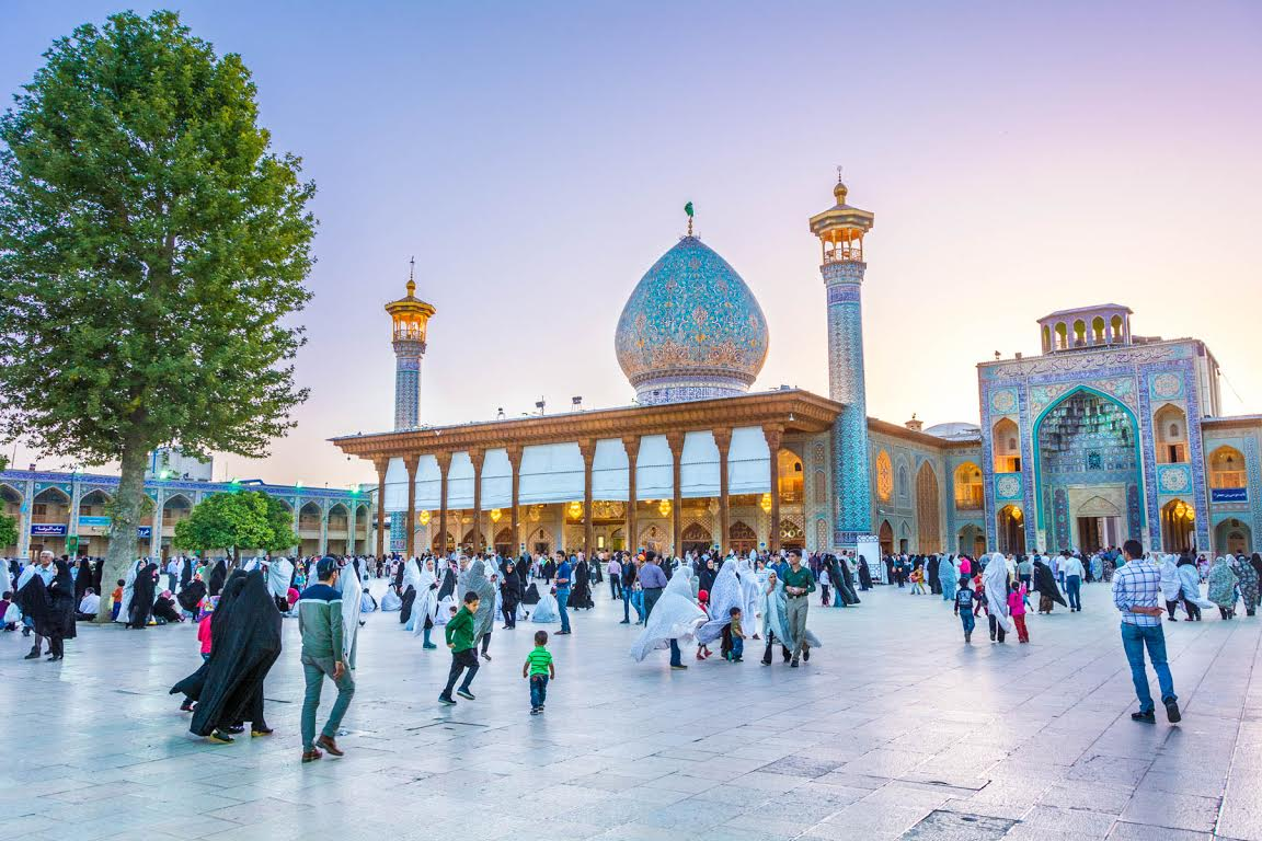 Iran, Top Destinations to visit in 2017 recommended by #travel bloggers