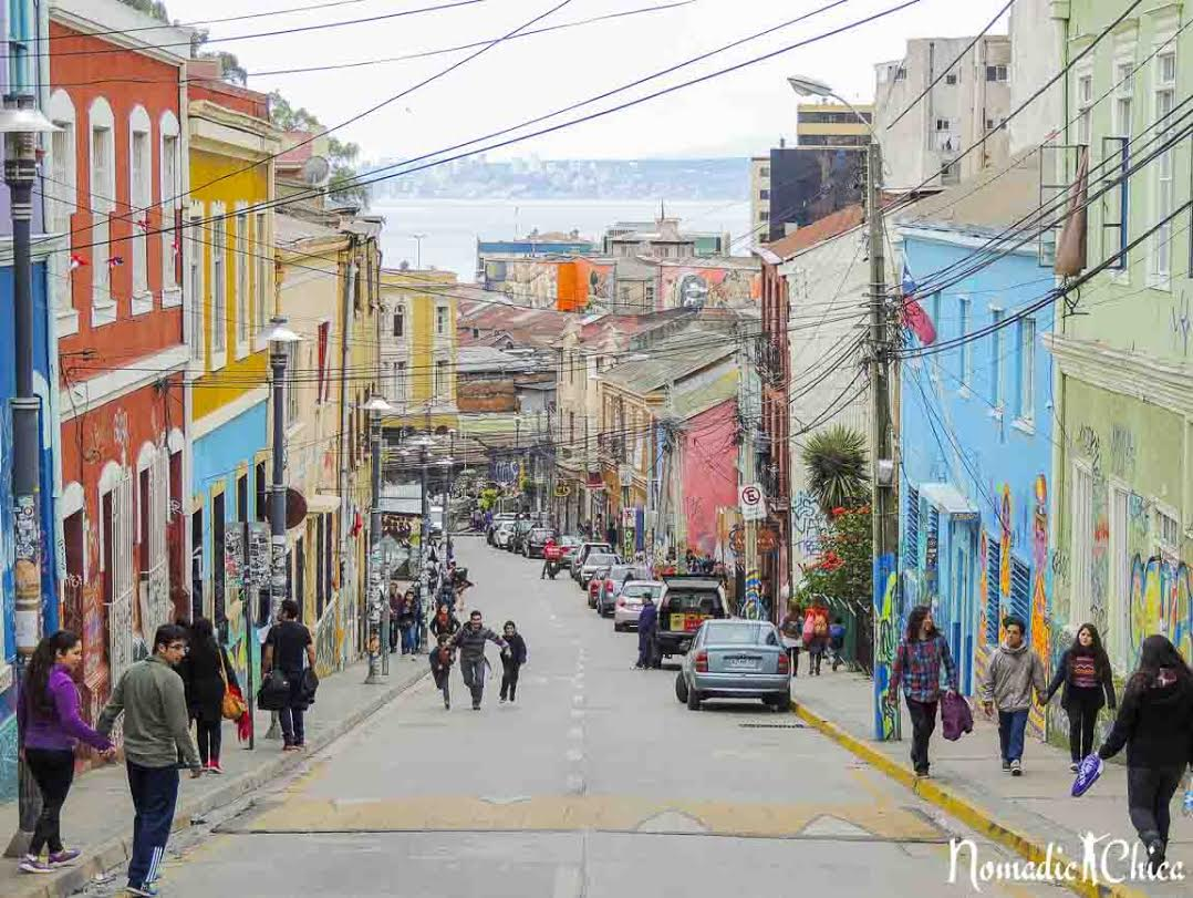 Valparaíso, Chile - Top Destinations to visit in 2017 recommended by #travel bloggers