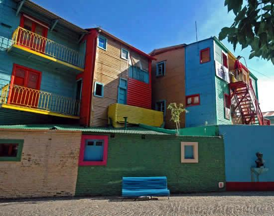 LaBoca Calle Garibaldi, Buenos Aires, Argentina - Top Destinations to visit in 2017 recommended by #travel bloggers