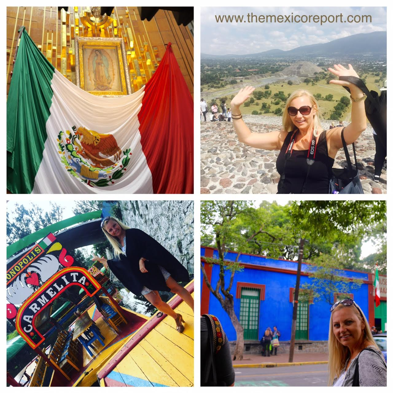 Mexico City, Mexico - Top Destinations to visit in 2017 recommended by #travel bloggers