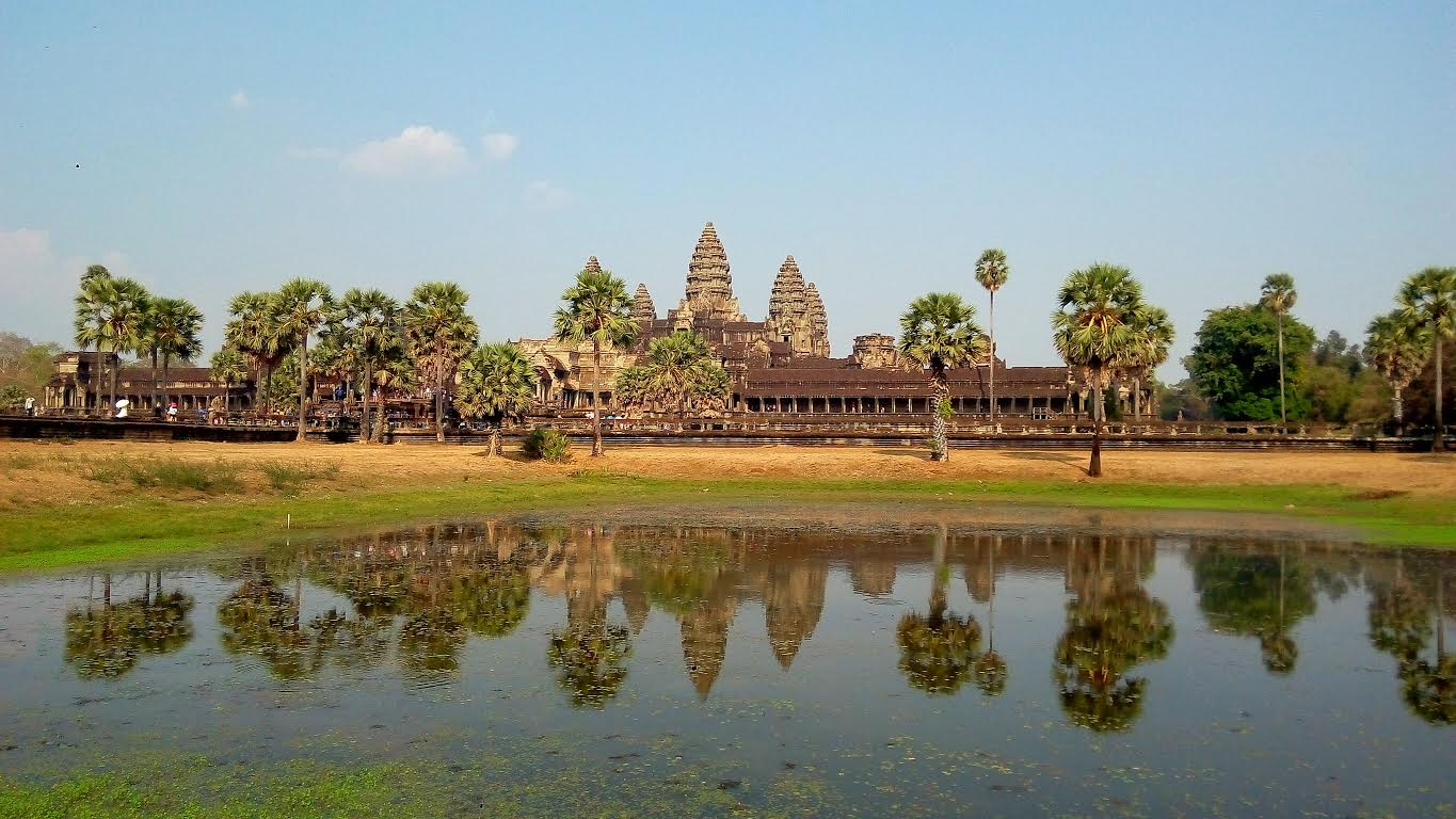 Siem Reap, Cambodia - Top Destinations to visit in 2017 recommended by #travel bloggers